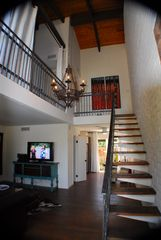 Old Town Scottsdale condo photo - Suspended Staircase