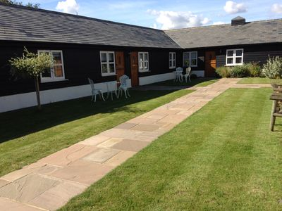 Rural one and two bedroom Cottages.  Available  individually or as a group