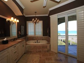 Flagler Beach condo photo - Even the Master Bath has a spectacular view!