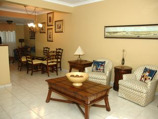 Aguadilla house photo - Living and Dining Room Area