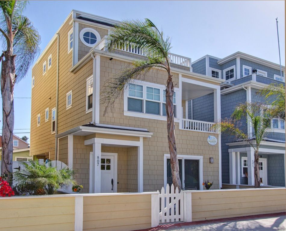 Mission beach vacation rental vrbo 258668 3 br san for San diego county cabin rentals