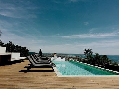 4 bedrooms House Contemporary exceptional Summit Saint Clair Sea View