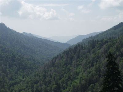 Smoky Mountains National Park.