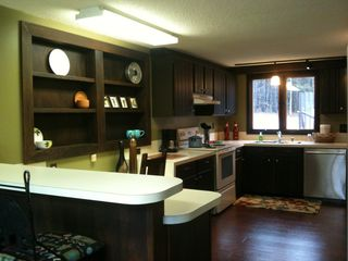 Harbor Springs lodge photo - Blisswood-Woodland Cottage Kitchen
