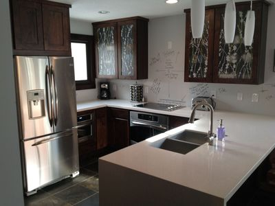 Sleek and Brand new Kitchen with all new Appliances