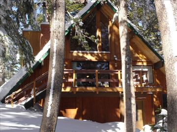 Mammoth Lakes chalet rental - Chalet 23
