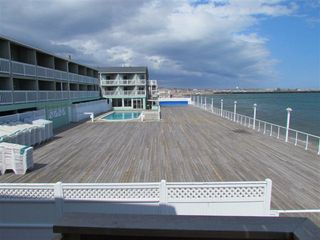 Provincetown condo photo - Boatslip Deck right next door-People Watching!