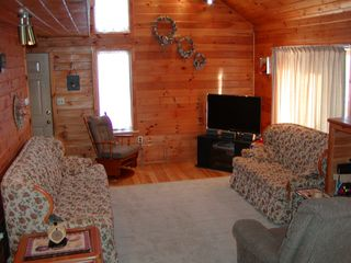 Ossipee Lake house photo - Living Room