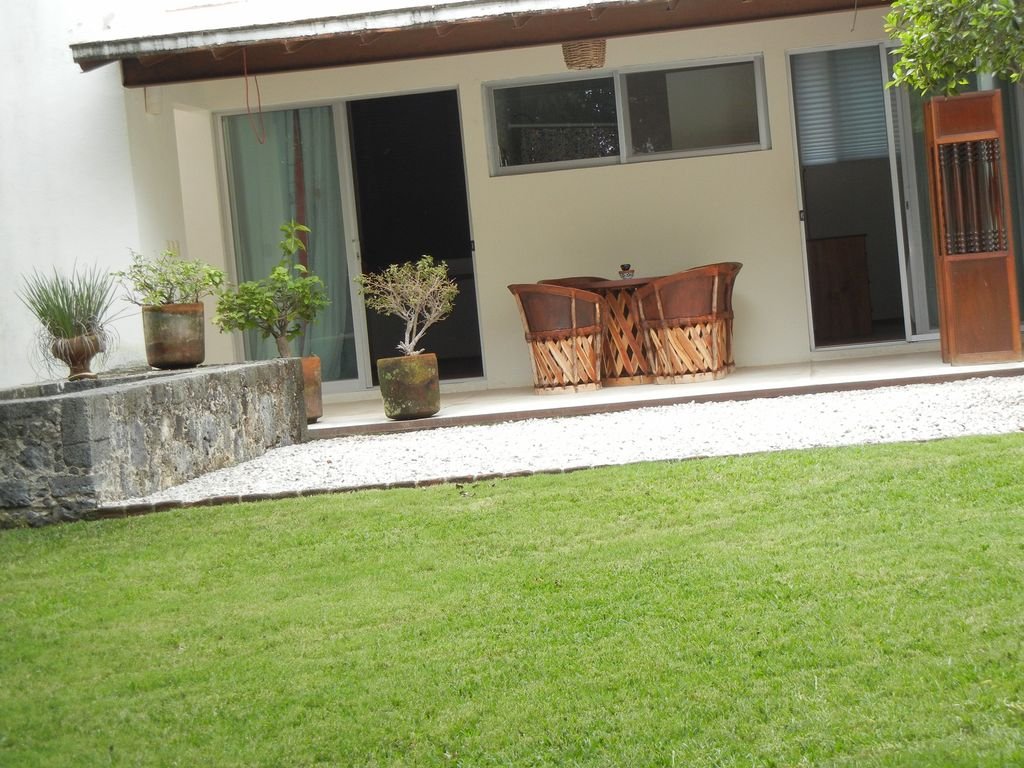 Very cute and fresh house in tepoztl n homeaway tepoztlan for Really cute houses