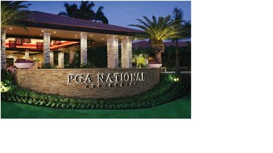 PGA National Resort & Spa Main Entrance