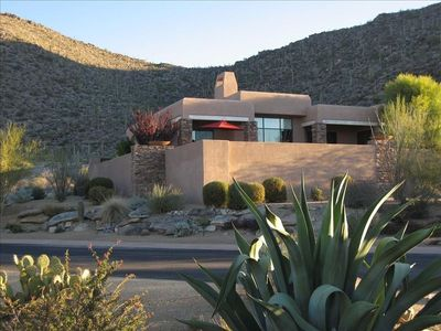Marana house rental - The golf cottage is in a private gated community