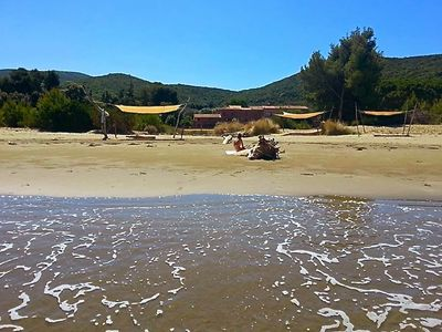 Cala di Forno 1 Apartment for rent with 5 sleeps  in Orbetello Italy