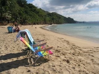 Aguadilla condo photo - Relax at the beach, crystal clear water