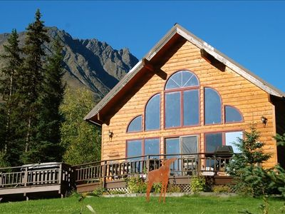 Seward chalet rental - Wild Rose Chalet (2) 3 bedroom/2 bath