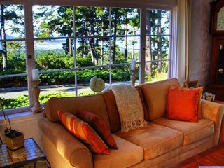 Carmel house photo - Comfortable Furnishings and Stunning Views