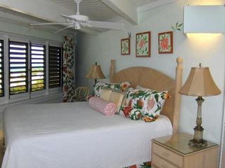 St. Croix villa photo - A second master suite also offers the royal treatment.
