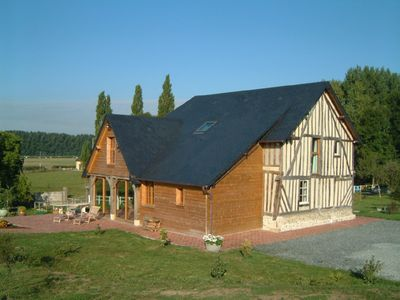 Peaceful house, with garden , Saint-julien-sur-calonne, Basse-Normandie