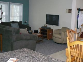 Bethel house photo - Living Room with Flat screen TV