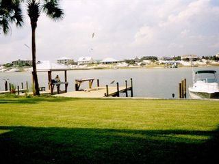 Orange Beach condo photo - Beautiful View of Docks