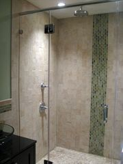 Walk-in Shower for Two - Kiawah Island villa vacation rental photo