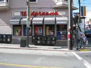San Francisco apartment photo - Pharmacy open 24 hour just three blocks away