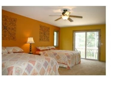 Arkdale house rental - Upstairs Bedroom #2