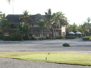Punta Cana villa photo - Ocean Front Luxury -- sleeps 18-- golf and private beach. CapCanaOceanVilla.com