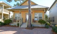 Happy Mermaid-1 Story Cottage on 30A-Free WiFi-Short Walk to Beach-Great Rates
