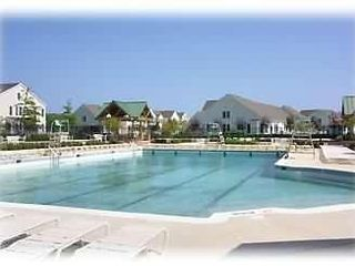 Bethany Beach condo photo - One of Two Community Pools & Large Fitness Center