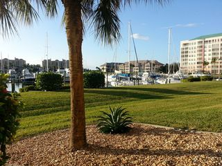 Punta Gorda condo photo - View from the lanai door