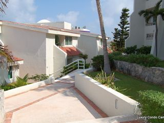 Cancun condo photo - Steps outside of your entrance