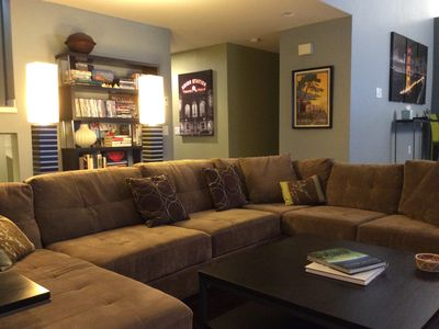 Large 3BR/3BA townhome on bus route.