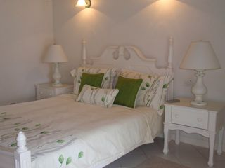 Sandy Lane villa photo - There are two bedrooms in the cottage with en suite bathrooms