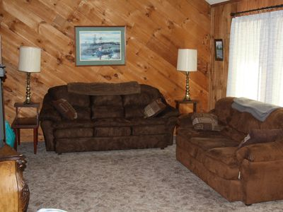 North Conway condo rental - Great Room to hang out and relax.
