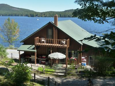 120' Private Lakefront on Loon Lake, 20 min. from Lake George Vil. or Gore Mt.