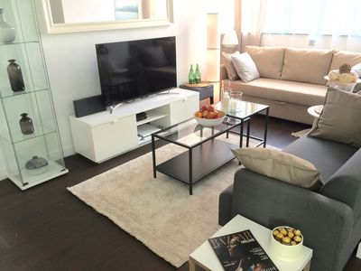 NEW EUROPEAN STYLE! directly at Yau Ma Tei SUBWAY station! 5 BEDS! 2 BATHROOMS