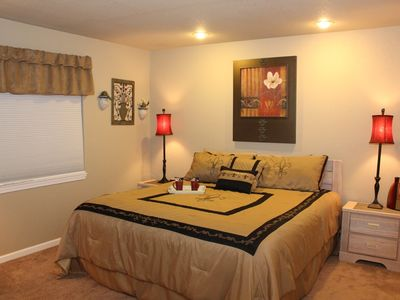 ~MASTER BEDROOM~COMFY 'KING' MATTRESS