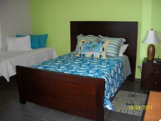 Sosua villa photo - Guest Bedroom Blue