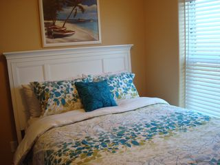 Ocean Reef condo photo - Fourth bedroom also offers queen size bed