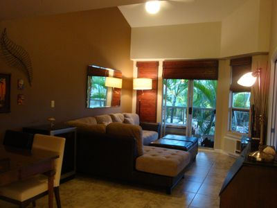 Kihei condo rental - interior view