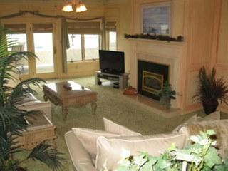 Boardwalk condo photo - .Offers beautiful ocean views and decorative hand-painting throughout.