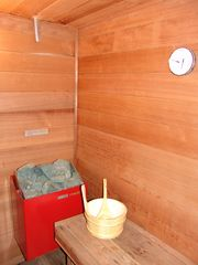 Steamboat Springs townhome photo - Private Sauna in Townhome, Seats 6-8..Heat & Steam