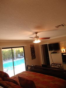 Palm Springs house rental - Master Reteat