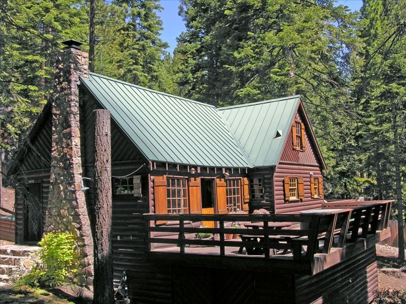 Step back in time gorgeous classic tahoe log vrbo Rent a cabin in lake tahoe ca