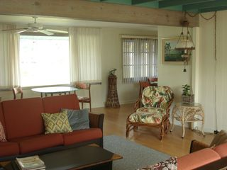 Kailua house photo - Lots of seating areas provide comfort for the entire family.