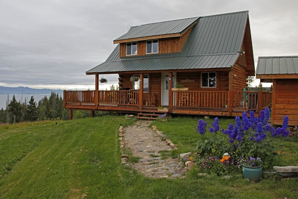 glacier view getaway on kilcher family vrbo