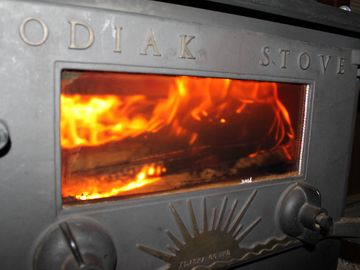 Wood Stove (Original from Alaska)