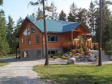 Whitefish house rental - Montana Vacation House