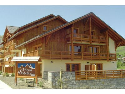 Spacious 2-4 pers. apartment in the lovely La Toussuire