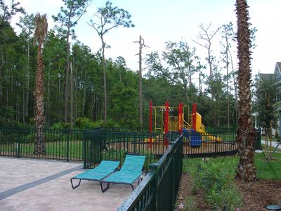 Venetian Bay condo rental - Small Playground
